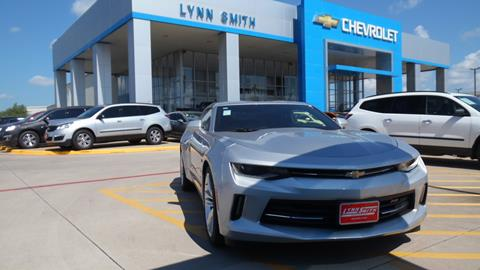 2018 Chevrolet Camaro for sale in Burleson TX