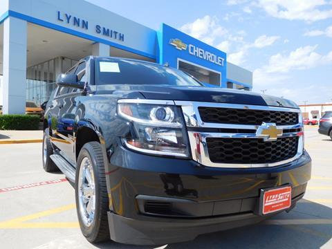 2015 Chevrolet Tahoe for sale in Burleson, TX