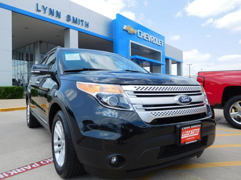 2014 Ford Explorer for sale in Burleson, TX