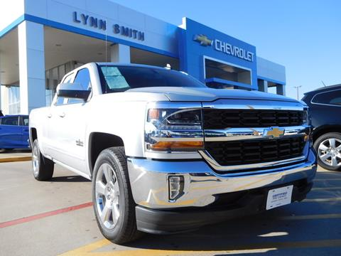 2016 Chevrolet Silverado 1500 for sale in Burleson TX