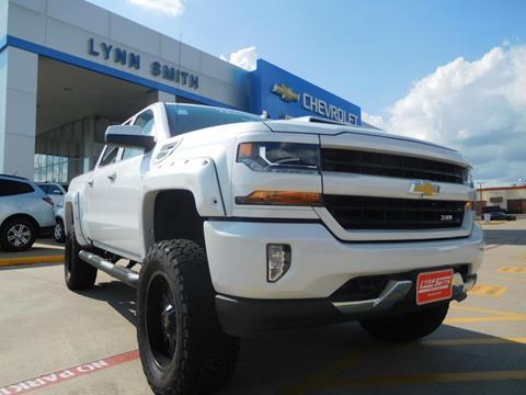 2017 Chevrolet Silverado 1500 for sale in Burleson, TX