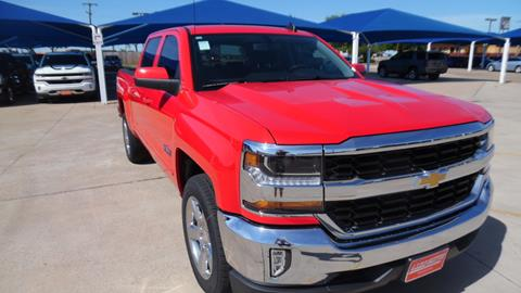 2017 Chevrolet Silverado 1500 for sale in Burleson, TX