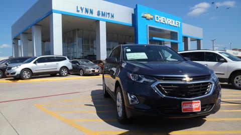 2018 Chevrolet Equinox for sale in Burleson TX