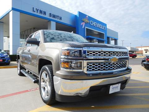 2014 Chevrolet Silverado 1500 for sale in Burleson, TX