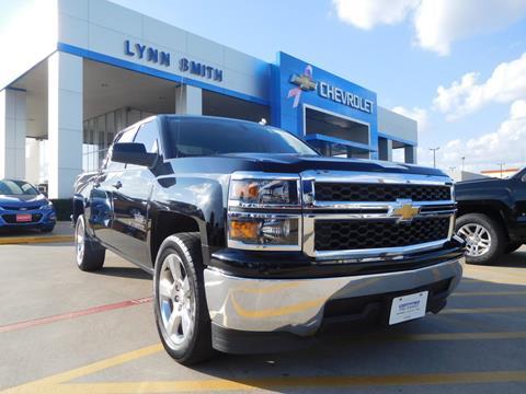 2014 Chevrolet Silverado 1500 for sale in Burleson TX