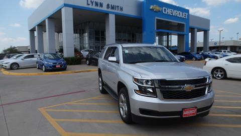 2018 Chevrolet Tahoe for sale in Burleson TX