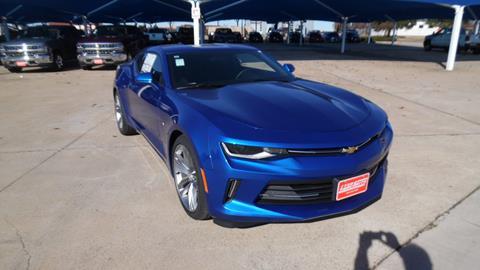 2017 Chevrolet Camaro for sale in Burleson, TX