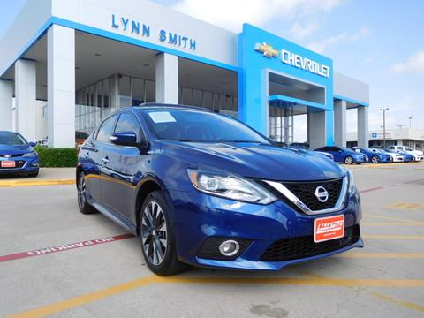 2016 Nissan Sentra for sale in Burleson TX