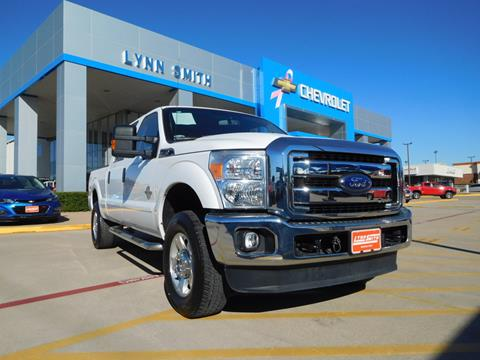 2016 Ford F-250 Super Duty for sale in Burleson TX