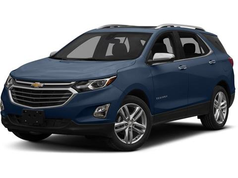 2018 Chevrolet Equinox for sale in Burleson TX