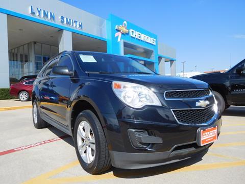 2010 Chevrolet Equinox for sale in Burleson, TX