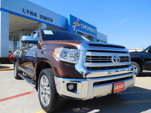 2014 Toyota Tundra for sale in Burleson, TX