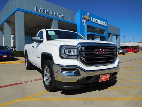 2016 GMC Sierra 1500 for sale in Burleson TX