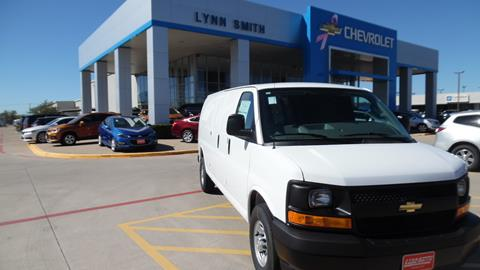 2017 Chevrolet Express Cargo for sale in Burleson, TX