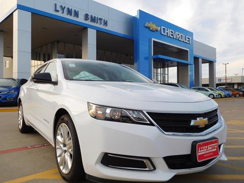 2018 Chevrolet Impala for sale in Burleson TX