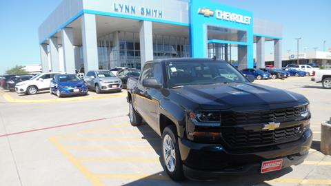 2018 Chevrolet Silverado 1500 for sale in Burleson, TX