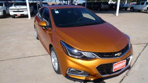 2017 Chevrolet Cruze for sale in Burleson TX
