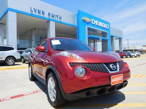 2013 Nissan JUKE for sale in Burleson TX