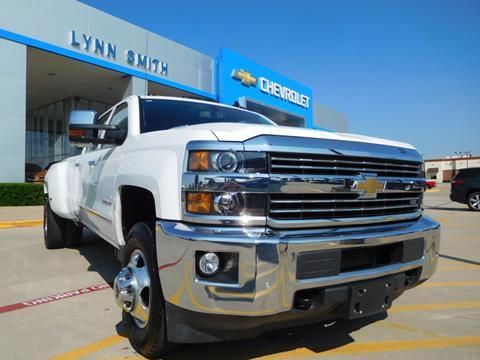 2016 Chevrolet Silverado 3500HD for sale in Burleson, TX