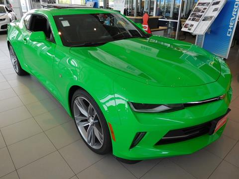 2017 Chevrolet Camaro for sale in Burleson TX