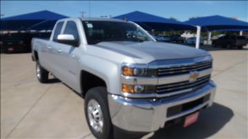 2017 Chevrolet Silverado 2500HD for sale in Burleson, TX
