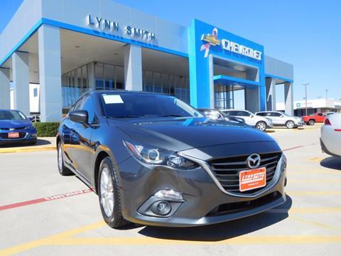 2015 Mazda MAZDA3 for sale in Burleson TX