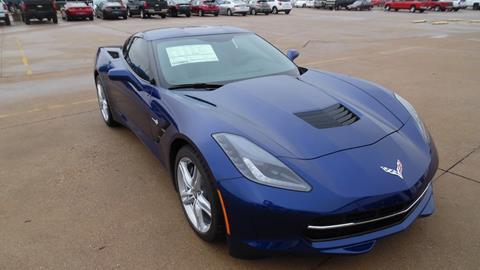 2017 Chevrolet Corvette for sale in Burleson, TX
