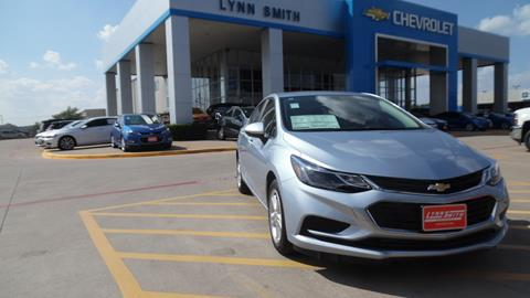 2017 Chevrolet Cruze for sale in Burleson TX