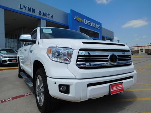 2015 Toyota Tundra for sale in Burleson TX