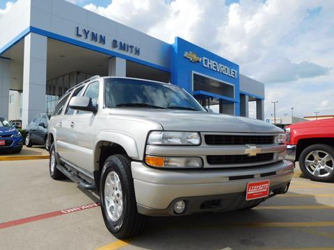 2005 Chevrolet Suburban for sale in Burleson TX
