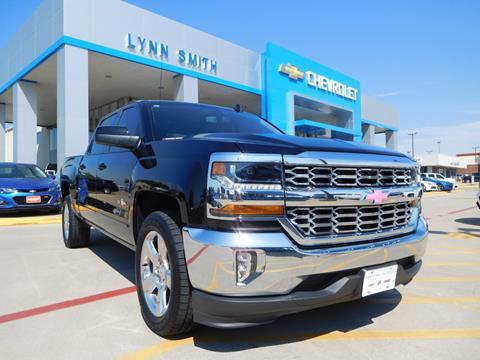 2017 Chevrolet Silverado 1500 for sale in Burleson TX
