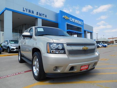 2012 Chevrolet Tahoe for sale in Burleson, TX