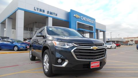 2018 Chevrolet Traverse for sale in Burleson TX