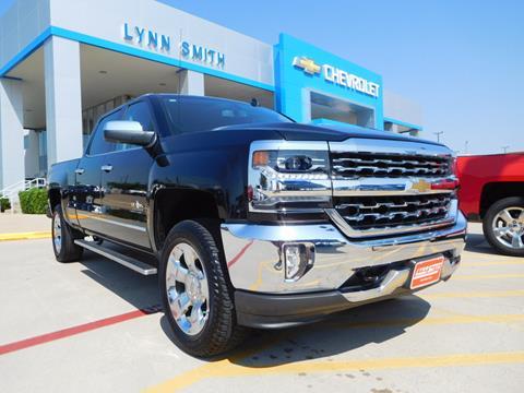 2016 Chevrolet Silverado 1500 for sale in Burleson TX