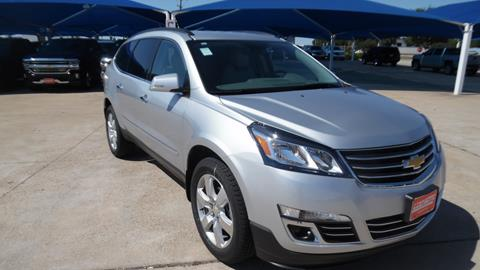 2017 Chevrolet Traverse for sale in Burleson TX