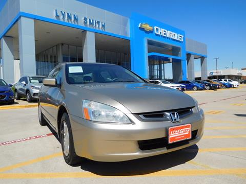 2004 Honda Accord for sale in Burleson TX