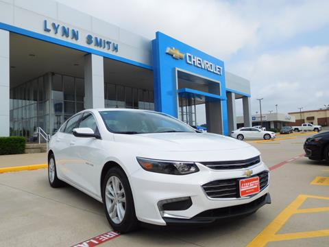 2016 Chevrolet Malibu for sale in Burleson, TX