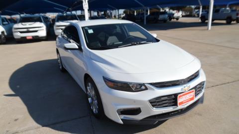 2017 Chevrolet Malibu for sale in Burleson TX