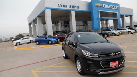 2018 Chevrolet Trax for sale in Burleson, TX