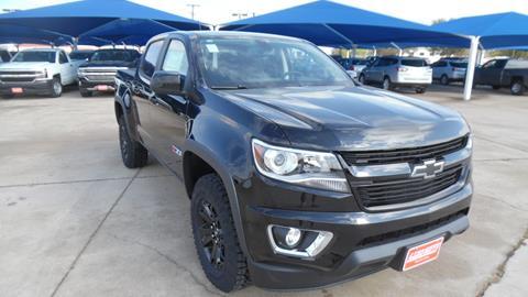 2017 Chevrolet Colorado for sale in Burleson TX
