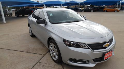 2017 Chevrolet Impala for sale in Burleson TX