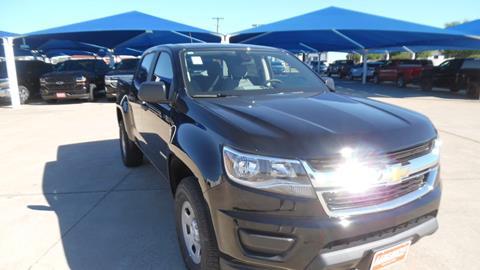 2017 Chevrolet Colorado for sale in Burleson, TX