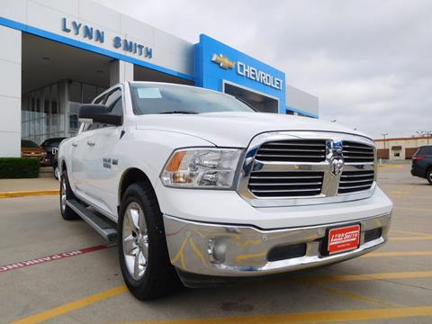 2015 RAM Ram Pickup 1500 for sale in Burleson, TX