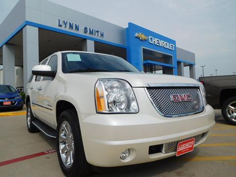2014 GMC Yukon for sale in Burleson, TX