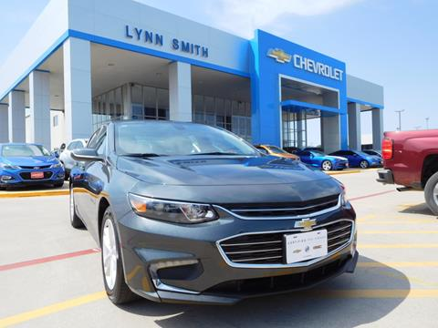 2017 Chevrolet Malibu for sale in Burleson, TX