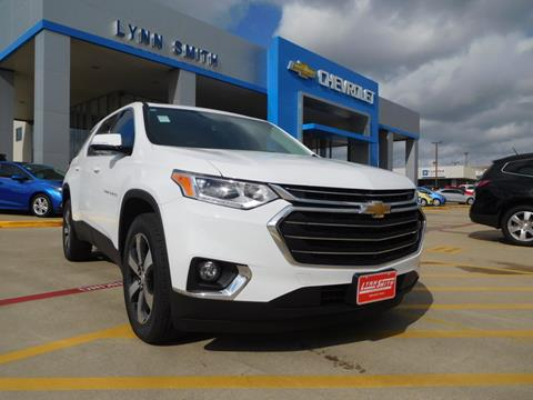 2018 Chevrolet Traverse for sale in Burleson, TX