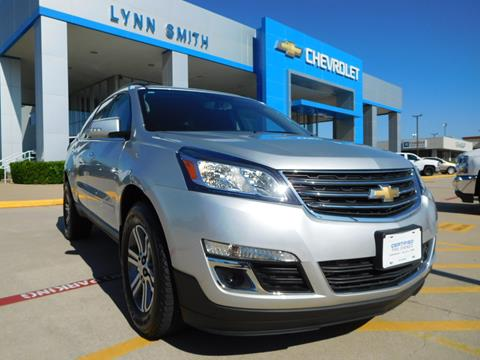 2017 Chevrolet Traverse for sale in Burleson, TX