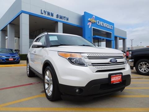 2013 Ford Explorer for sale in Burleson TX