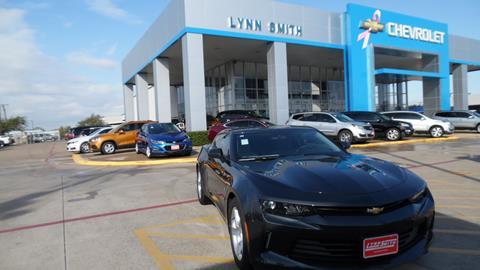 2018 Chevrolet Camaro for sale in Burleson, TX