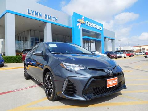 2017 Toyota Corolla for sale in Burleson, TX
